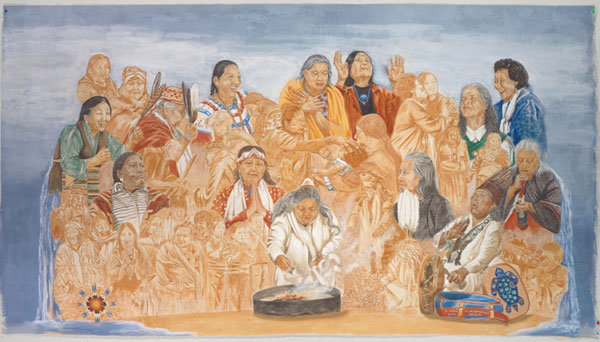 Visit the web site of the International Council of Thirteen Indigenous Grandmothers